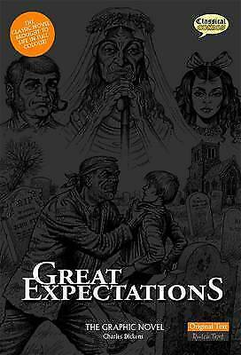 1 of 1 - Great Expectations: Original Text by Charles Dickens (Paperback, 2009)