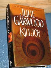 Killjoy by Julie Garwood HC/DJ 1st FREE SHIPPING 0345453808