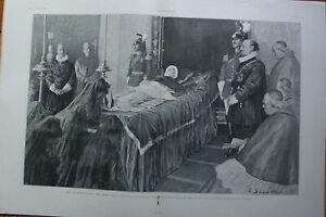 L'ILLUSTRATION 3153 DU 1/8/1903 MORT PAPE LEON XIII LE VATICAN ANGLAIS A FACHODA
