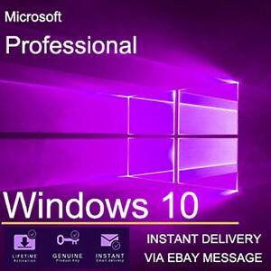 ebay windows 10 key