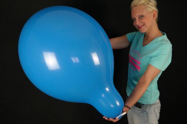 "5 x Tuftex 24"" Riesen-Luftballons *gemischte Pastellfarben*pastell colors*"