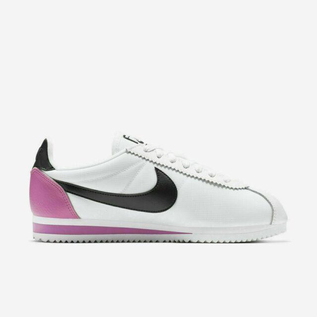nike classic cortez nylon rosa