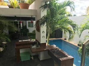 Casa en venta en Merida de 320m2 - 4 Recamaras Paneles Solares-Precio $3,600,000