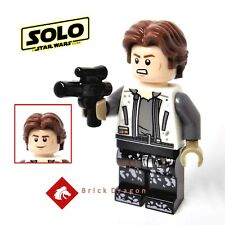Dirt Stains Star Wars 75209 White Jacket Lego Han Solo sw0915
