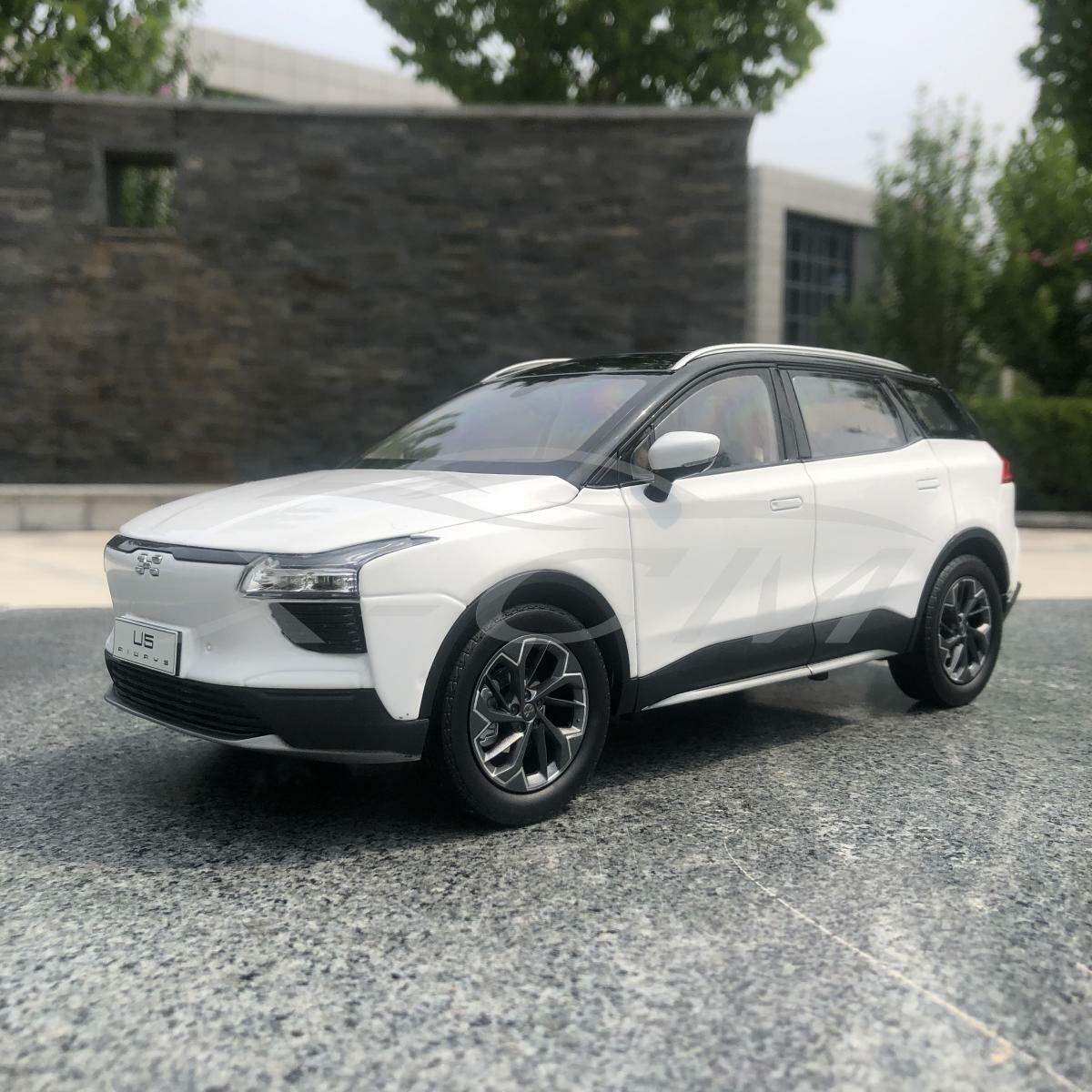 ci sono più marche di prodotti di alta qualità auto modello AIWAYS U5 1 18 (bianca) (bianca) (bianca) + SMtutti GIFT          comprare a buon mercato