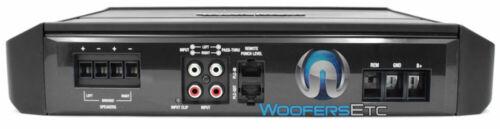ROCKFORD FOSGATE P500X2 2-CHANNEL 500W PUNCH SERIES AMPLIFIER
