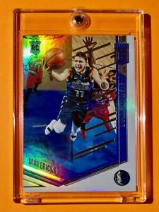 Luka Doncic ROOKIE CHRONICLES ELITE HOLOFOIL 2018-19 SOARING RC #278 - Mint!