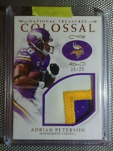 2016-National-Treasures-Minnesota-Vikings-Adrian-Peterson-Colossal-Patch-25