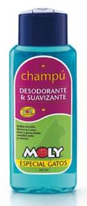 CHAMPU GATOS DESODORANTE 250 ml