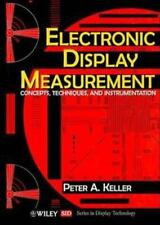 Electronic Display Measurement: Concepts, Techniques, and Instrumentat-ExLibrary
