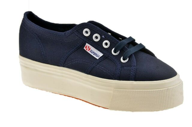 Scarpe Donna Superga 2790 Acotw Linea Up and Down S0001l0 933 Navy 39 Non applicabile