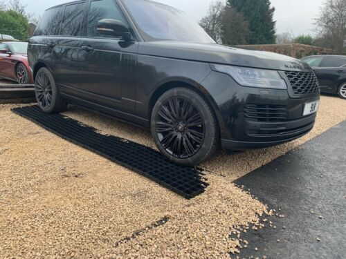 MEMBRANE KIT PERMEABLE ECO PARKING GRAVEL DRIVE STABILITY DRIVEWAY GRID 22 SQM