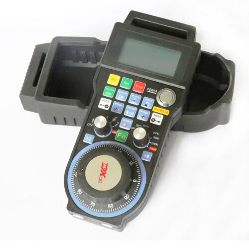 Wireless USB CNC Electronic Handwheel HB03 MPG for NCstudio Control System