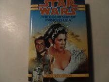 Star Wars: The Courtship of Princess Leia by Dave Wolverton (1994, Hardcover)