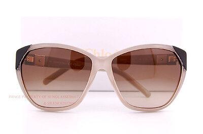 Brand New Chloe Sunglasses CE 600S Color 272 TURTLEDOVE 100% Authentic