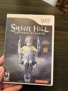 Silent Hill: Shattered Memories (Nintendo Wii, 2009)