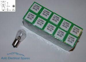 Lucas-LLB382-Ba15s-SCC-12v-21W-Blinker-Birne-x-10