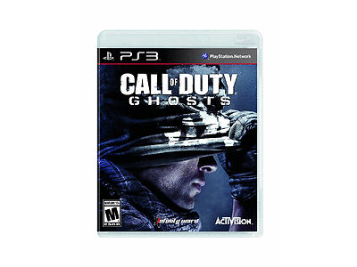 PS3 CALL OF DUTY GHOSTS FPS FIRST PERSON SHOOTER ACTION GAME NEW *FREE SHIP*