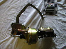 1935 41 Ford Truck 7 Dual Power Brake Booster Master Cylinder Pedal Assembly
