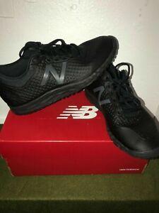 New-Balance-MID806K1-Men-039-s-Slip-Resistant-Fresh-Foam-806-Black-Work-Shoes
