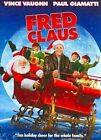 Fred Claus 0085391139577 With Vince Vaughn DVD Region 1