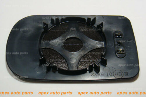 BMW 5series E39// 7series E38 BLIND SPOT MIRROR GLASS BASE,HEATED,PASSENGER SIDE