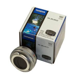 OLYMPUS-Electric-Pancake-Zoom-Lens-M-ZUIKO-DIGITAL-ED-14-42mm-F3-5-5-6-EZ-SLV