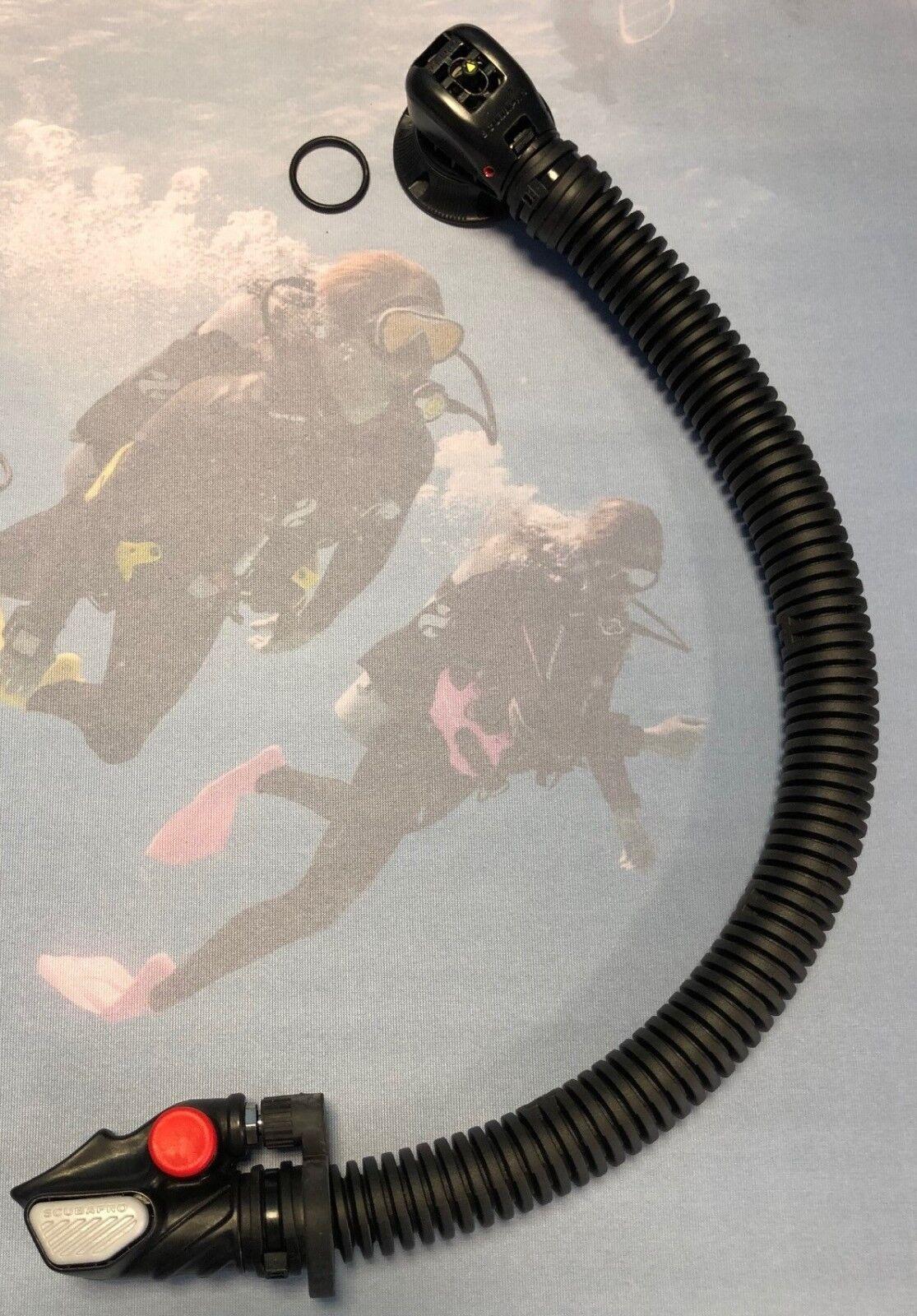 Scubapro BPI mit Faltenschlauch Version vor 2013