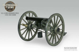 Sideshow-Collectibles-1-6-scale-3-inch-Ordnance-Rifle-Civil-War-Cannon-1102