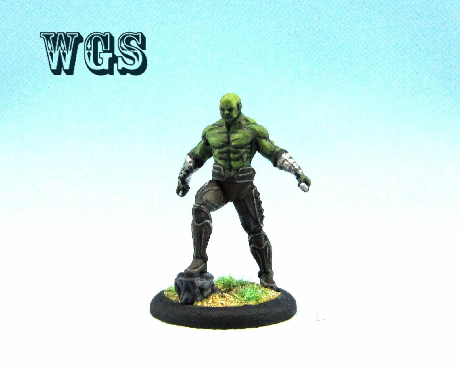 35 mm Knight Models WGS peint  Marvel Universe-Drax le ddstroyer KM016  vente en ligne