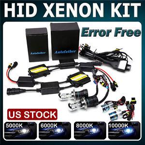 HB4 55 w xenon croisement ampoules pour s/' adapter modèles Chrysler