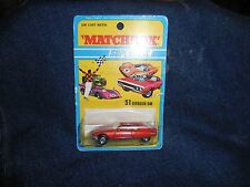 Vintage Matchbox Superfast #51 Citroen SM 1971 MOC