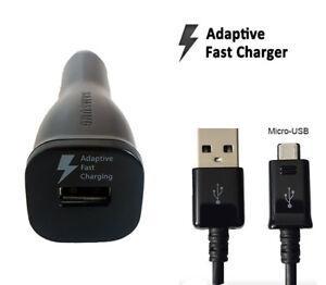 Original-Samsung-Micro-USB-Kfz-Schnell-Ladegeraet-EP-LN915-Galaxy-S57S6-S7