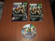 Steel Battalion Heavy Armor für XBOX 360 Kinect erforderlich
