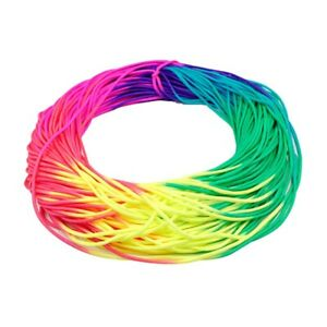 Multi Colour PARACORD Tie Dye Style Very Beautiful HIGH-QUALITY Product 5M