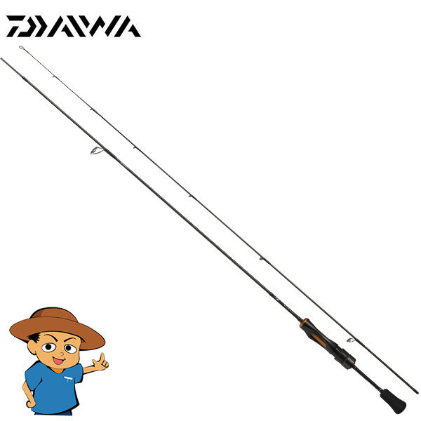 Daiwa IPRIMI 56XXULS Extra Ultra Light 5'6 trout fishing spinning rod pole