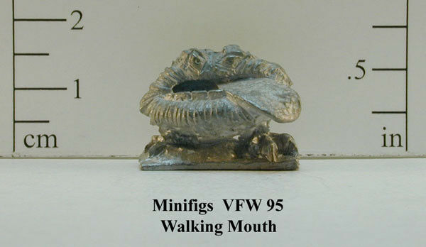 WALKING MOUTH - VFW95 - VALLEY OF THE FOUR WINDS - CLASSIC FANTASY