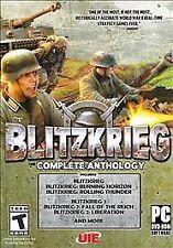 Blitzkrieg: Complete Anthology (PC, 2013)