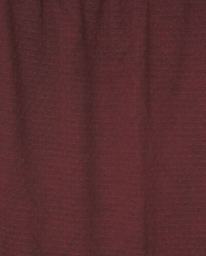 NEU Übergröße toller wadenlanger Damen Struktur Jersey Rock bordeaux Gr.58,60,62