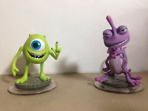 Disney-Infinity-Monsters-Inc-Randall-Mike-Wazowski-PS3-PS4-Xbox-360-One-Wii-U-PC