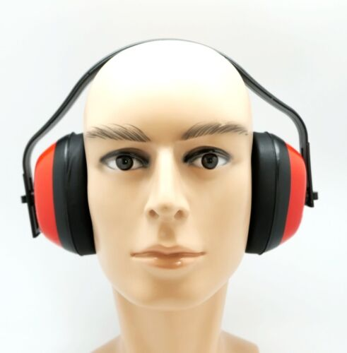 Noise Reduction Protection Ear Muffs Construction Shooting Safety Hunting Sports