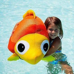 Big Joe Fish Pool Petz Bean Floats Standard 650231978014