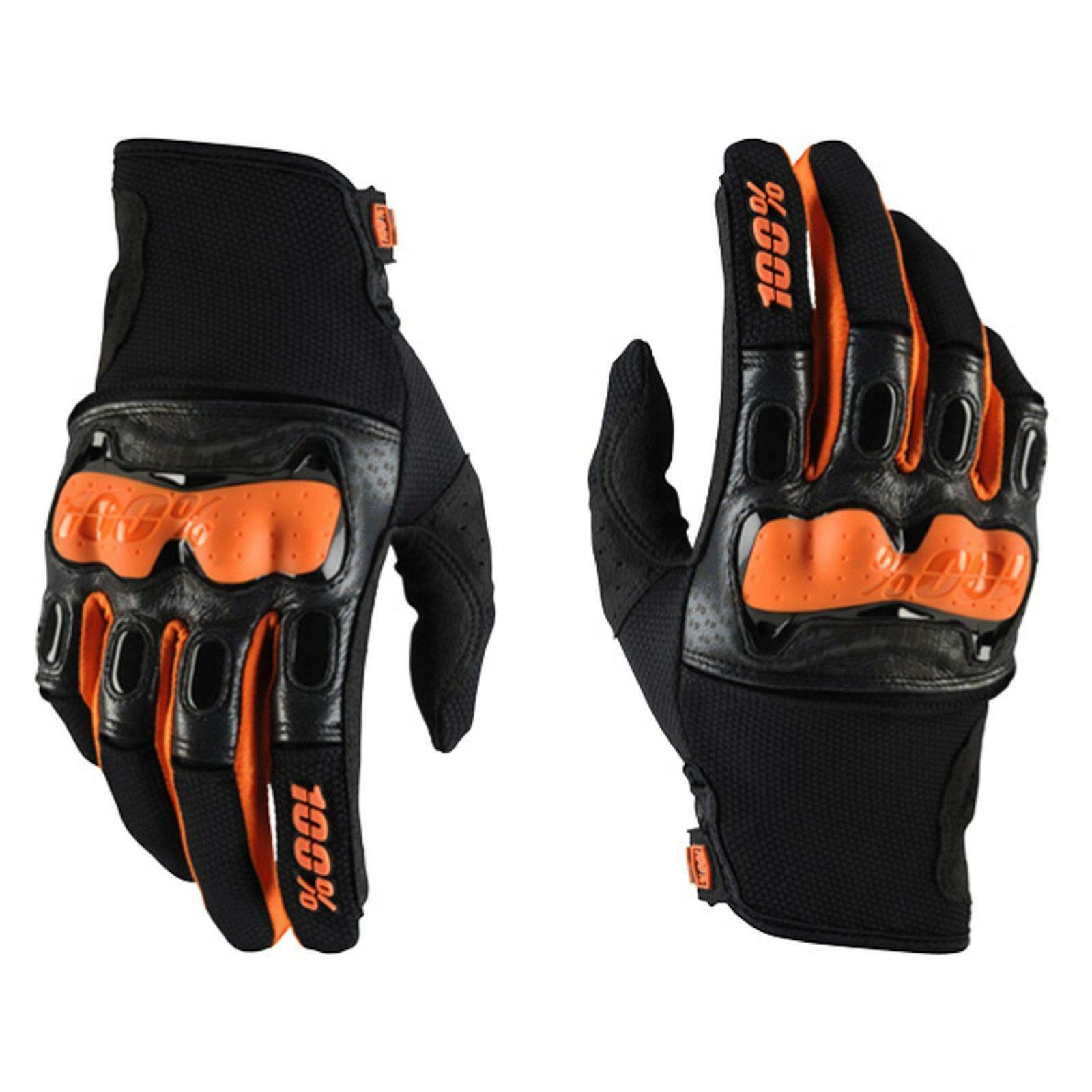 100% Prozent Derestricted Handschuhe MTB DH MX Motocross Enduro Offroad Quad