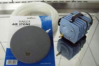 Osaga LK-60 Belüfter Teichbelüftung Teichbelüfter Sauerstoffpumpe Ausströmer Set