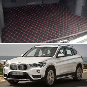 Image Is Loading Premium Car Trunk Mat Leather Waterproof Fit For