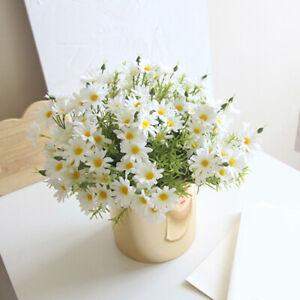 Artificial Fake White Daisy Flower