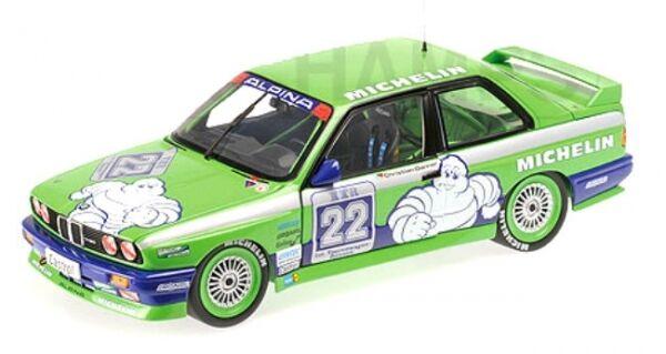 BMW m3 ALPINA No. 22 double winner Hockenheim DTM 1988 1988 1988 (Christian Danner) 5d3deb