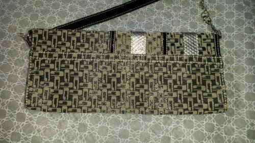 Tasche 1x Wneu Clutch Benutzt Guess 85waXfqnX