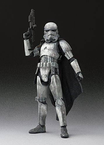 S.H.Figuarts Solo A Star Wars Story MIMBAN STORMTROOPER Action Figure BANDAI NEW