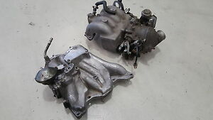 Mazda-RX7-FC3S-S4-Turbo-Inlet-Manifolds-Throttle-Body-TPS-Used
